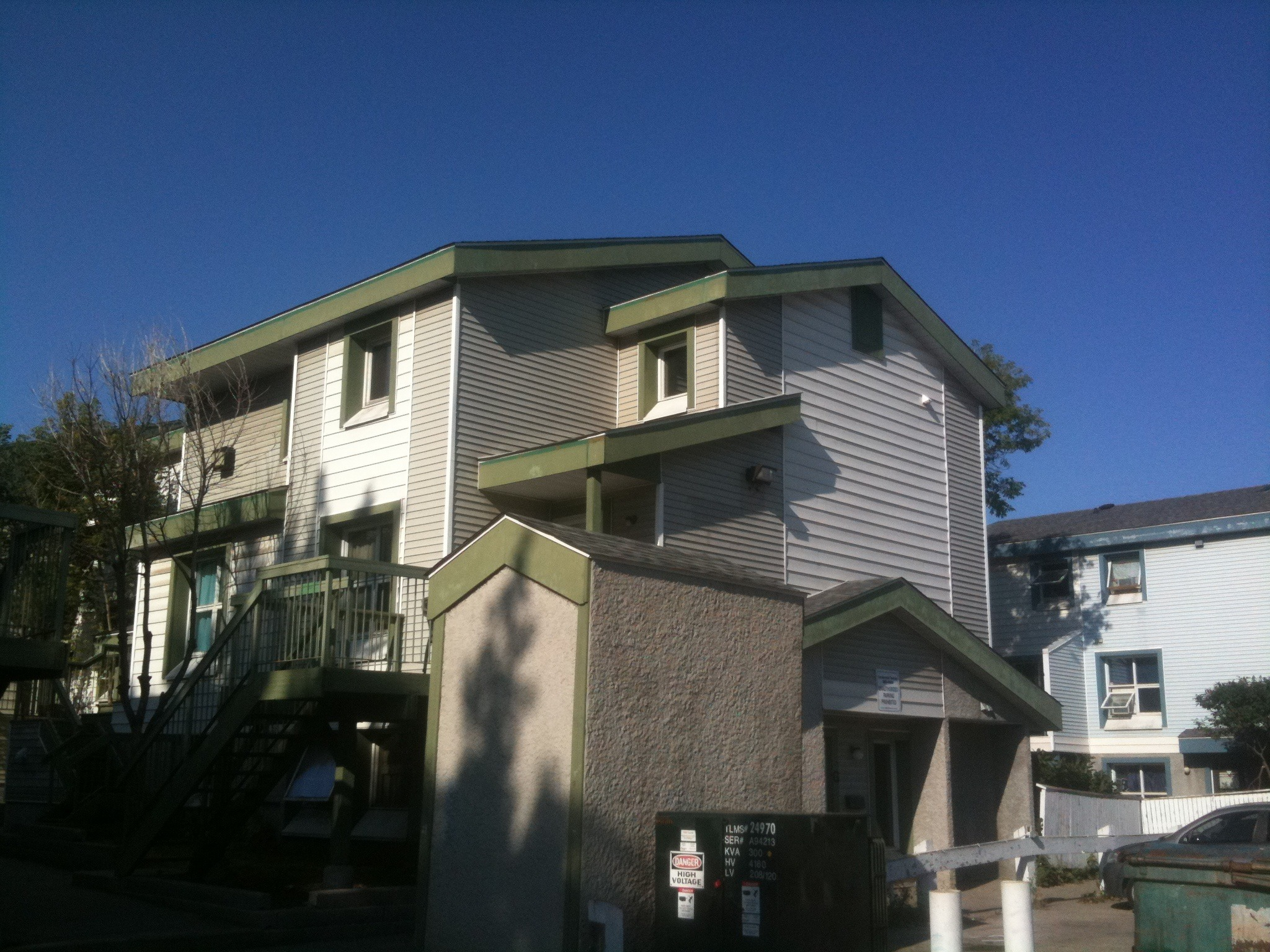 roof, siding, picture, contractor, company, winnipeg, manitoba, project